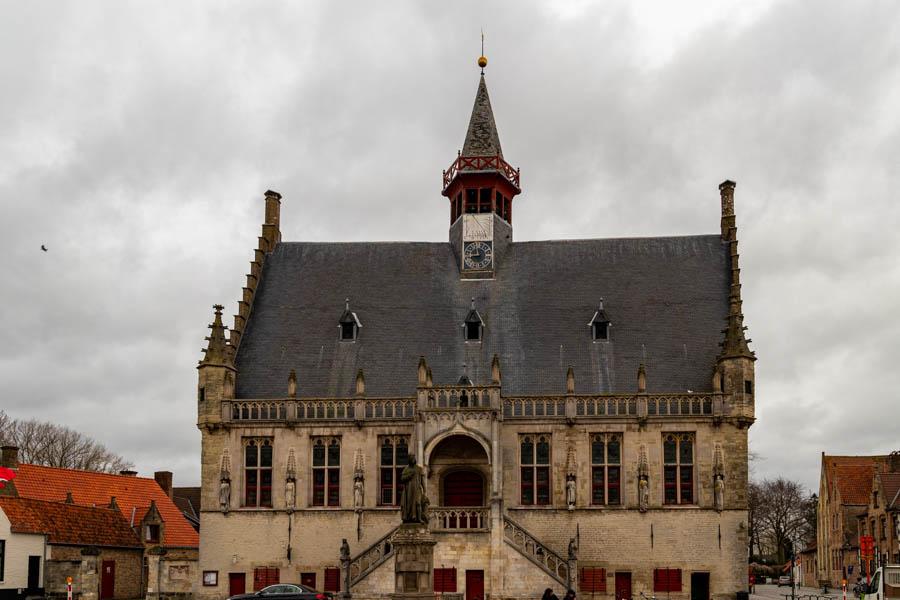 Damme Rathaus