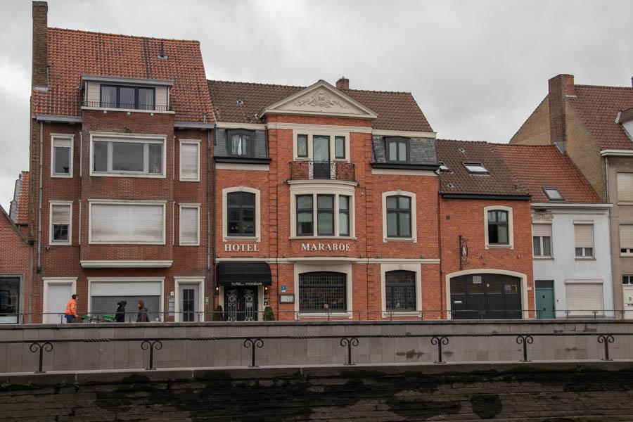 Brügge Hotel Maraboe