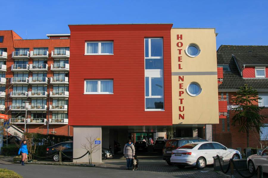 Schillig Hotel Neptun