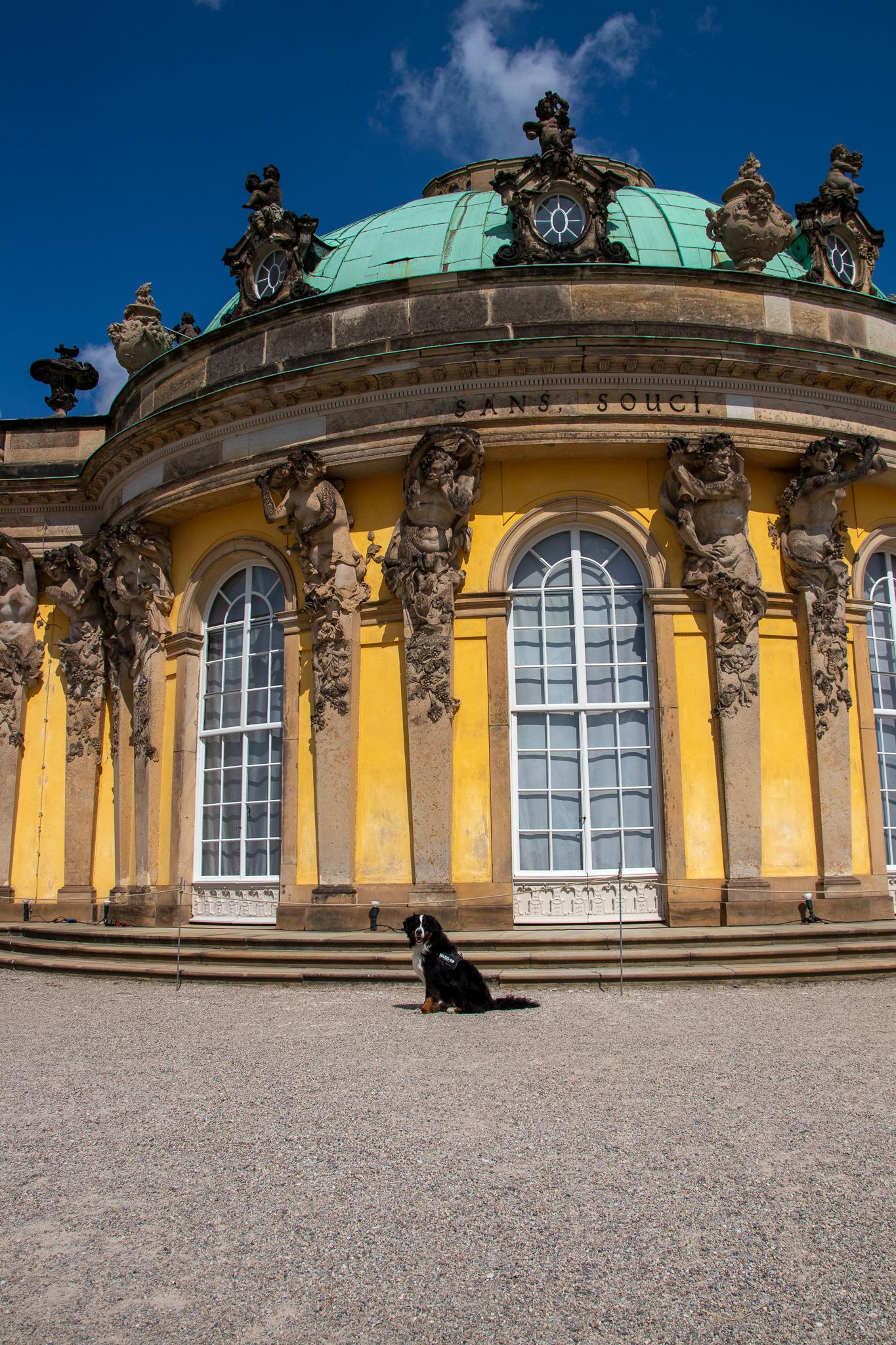 Schloss Sans Souci Potsdam