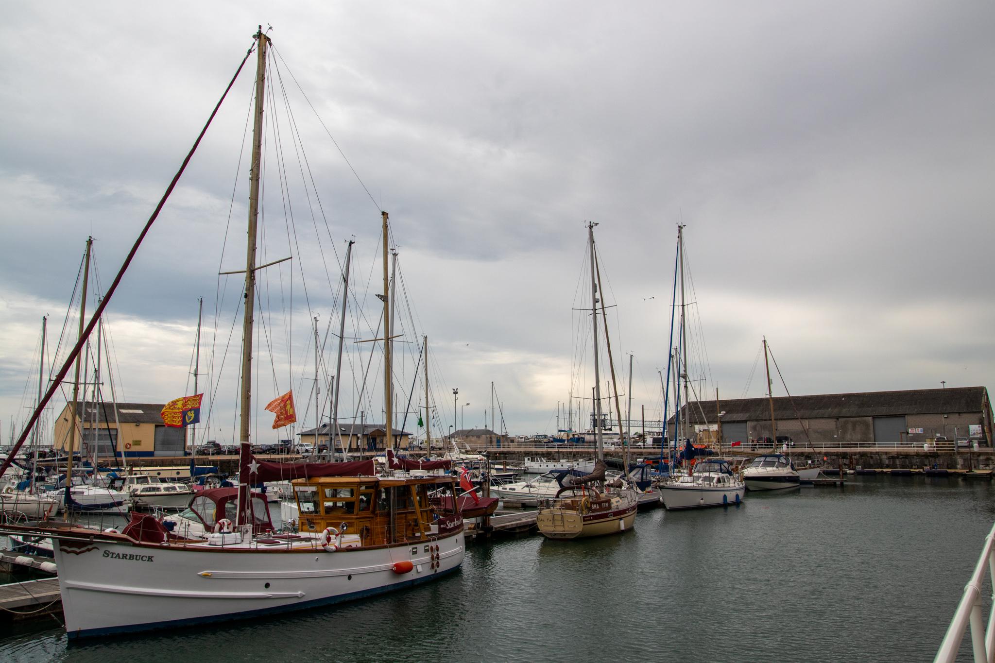 Ramsgate Hafen