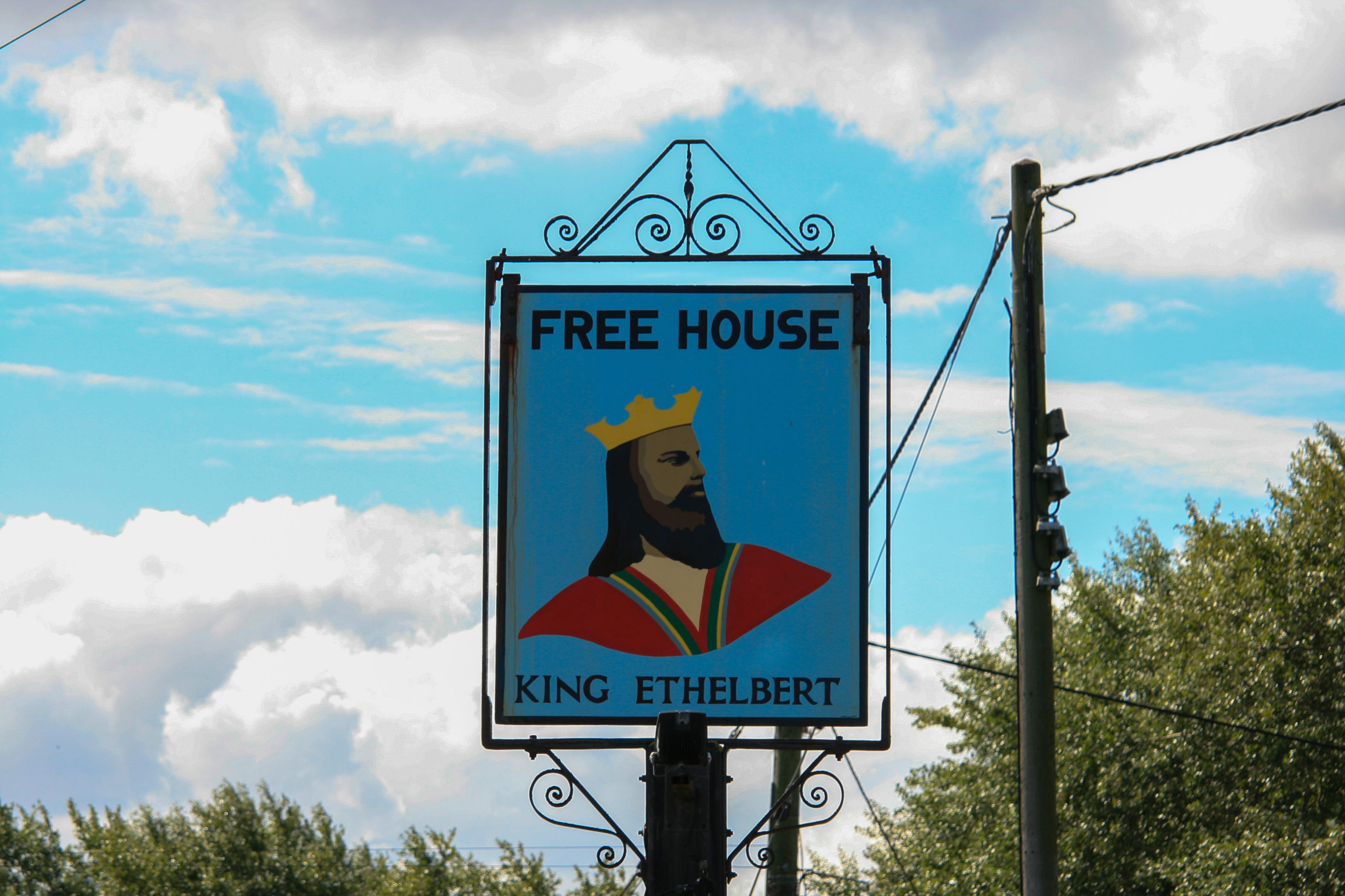 Free House King Ethelbert Reculver